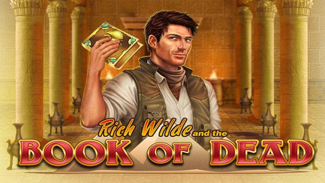 Игровой автомат Book of Dead онлайн