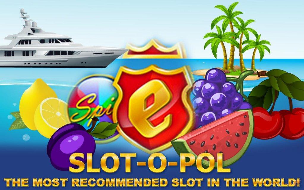 Игровой автомат Slot-o-Pol Deluxe онлайн