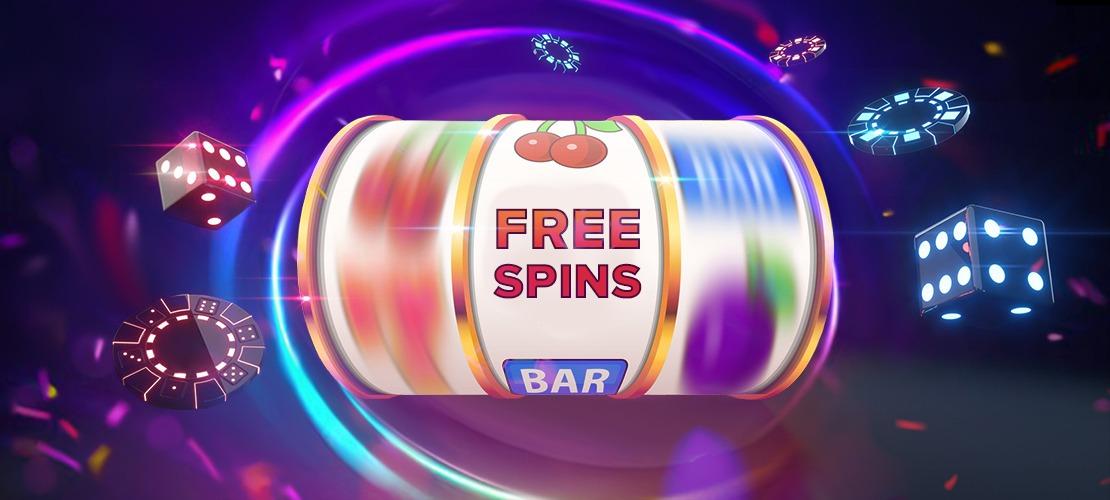 Бесплатные фриспины за регистрацию в онлайн казино