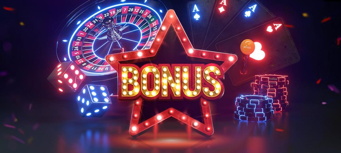 Бонусы онлайн казино Украины