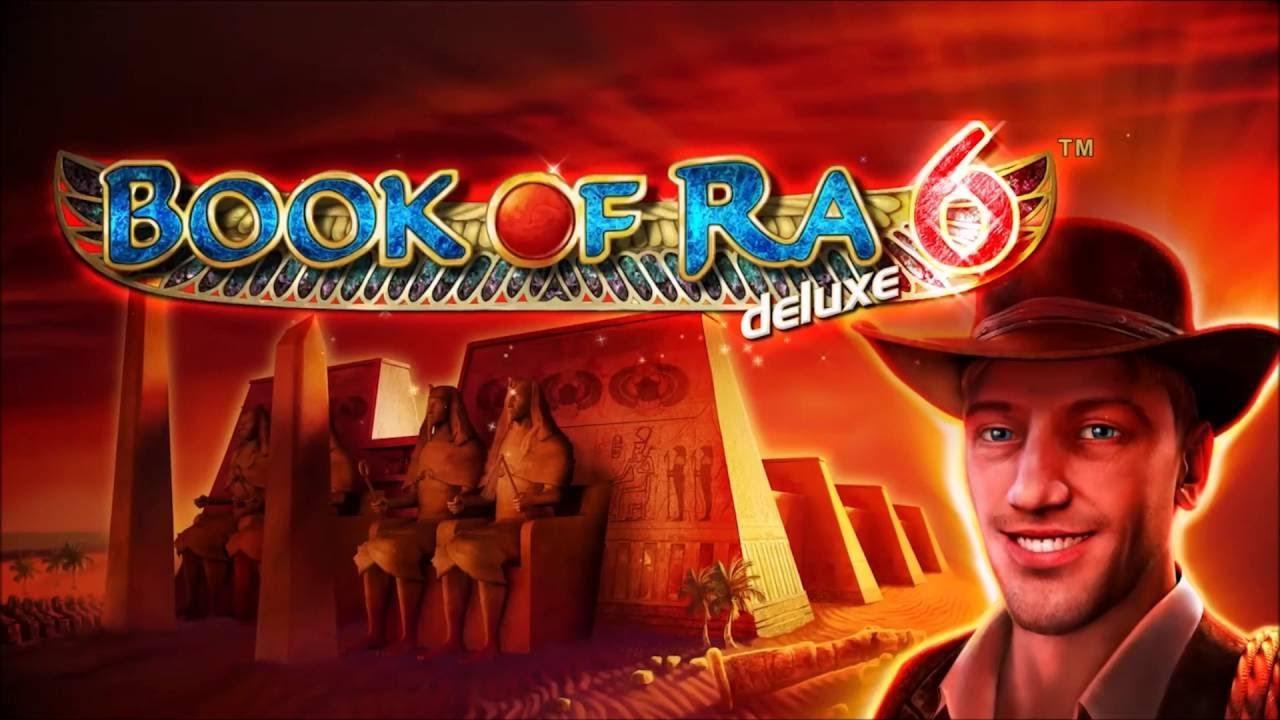 Игровой автомат Book of Ra 6 онлайн