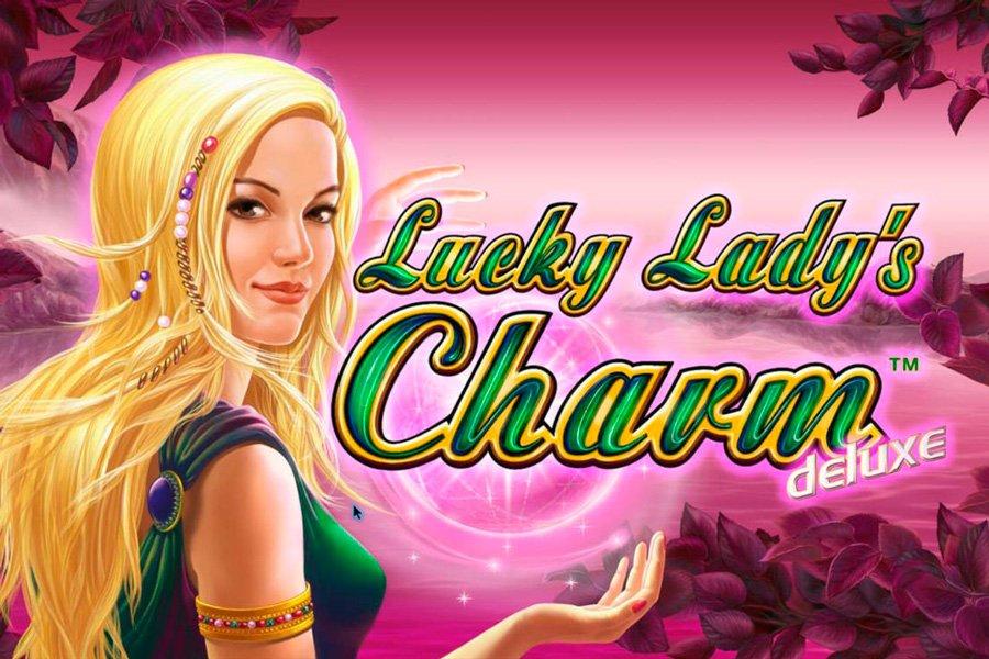 Игровой автомат Lucky Lady Charm Deluxe онлайн