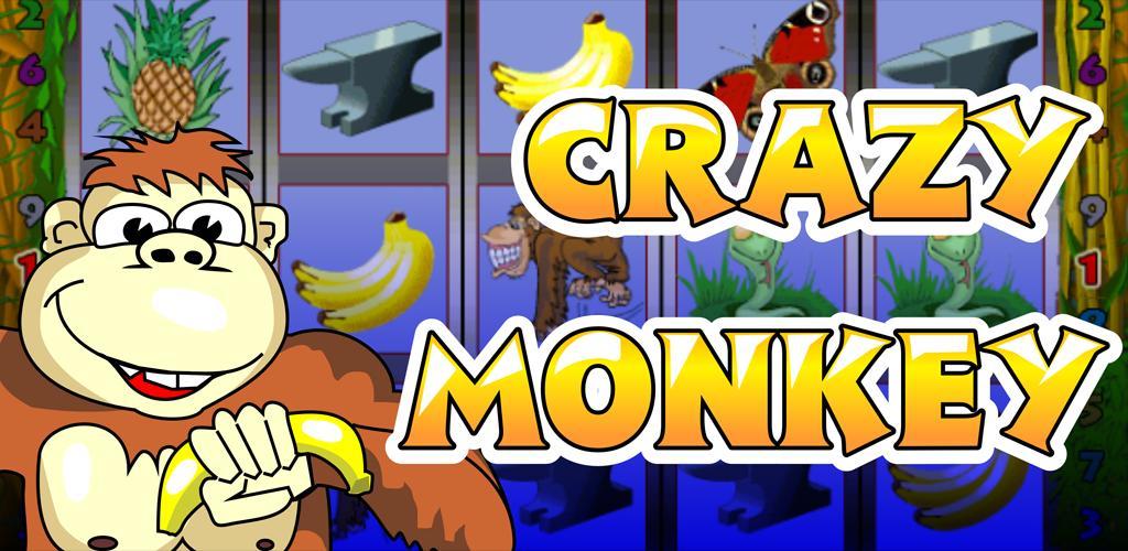 Игровой автомат Сrazy Monkey онлайн