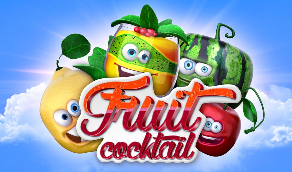 Игровой автомат Fruit Cocktail онлайн
